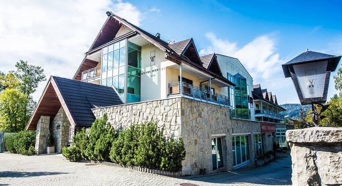 Hotel Wersal ***, Zakopane