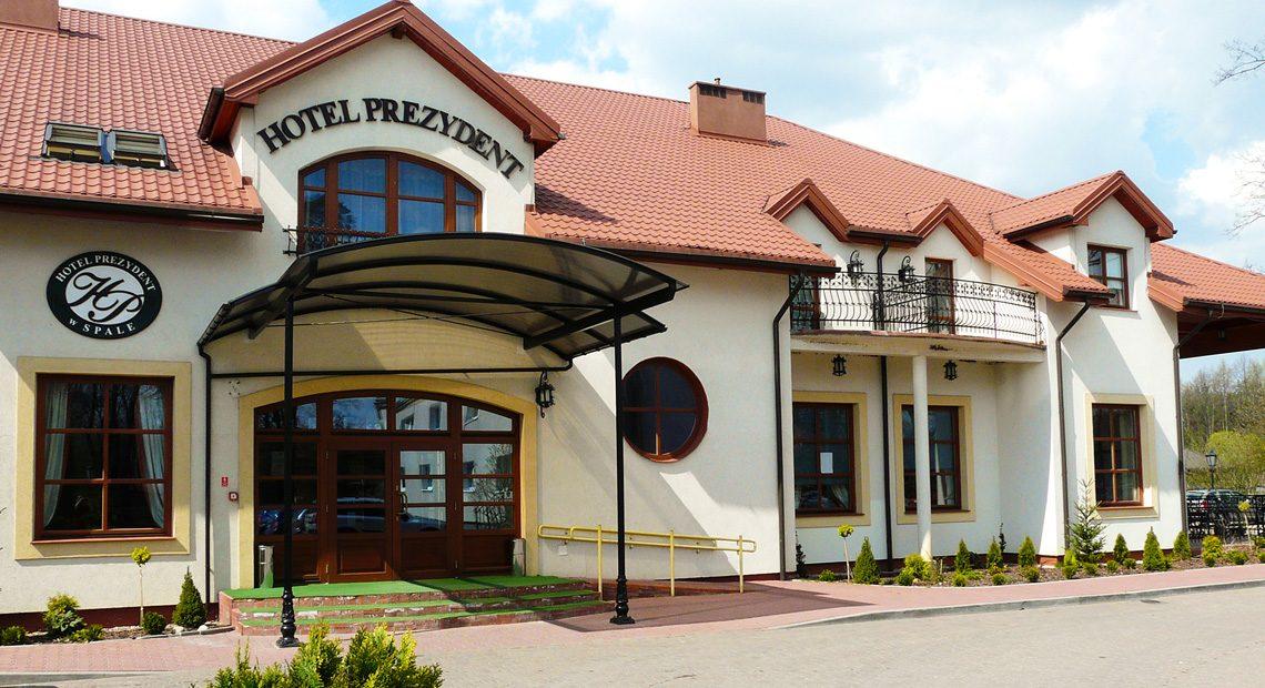 Hotel Prezydent w Spale ***, Spała