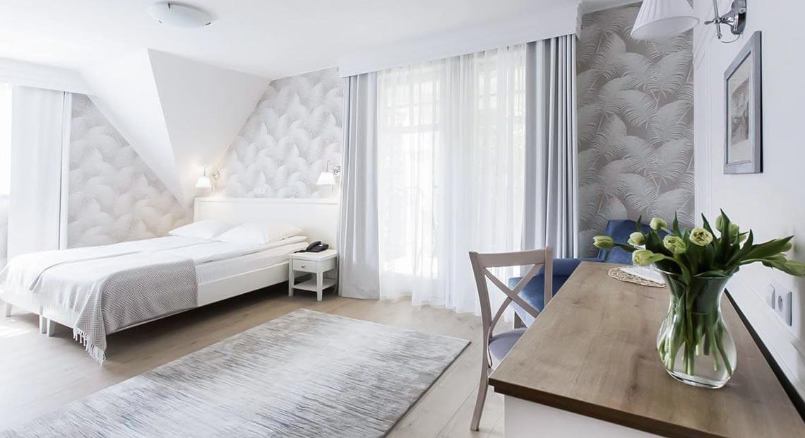 Hotel Villa Baltica ***, Sopot