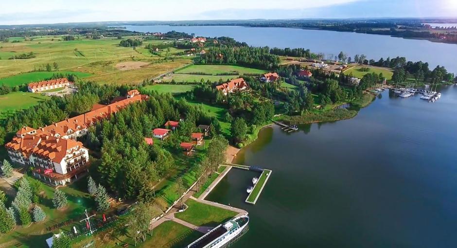 Hotel Robert's Port **** Lake Resort & SPA - Rodzinna przystań nad jeziorem