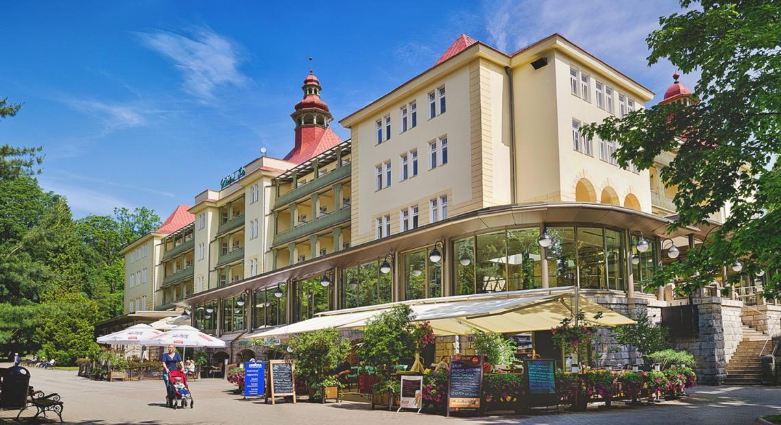 Spa Wielka Pieniawa , Polanica-Zdrój