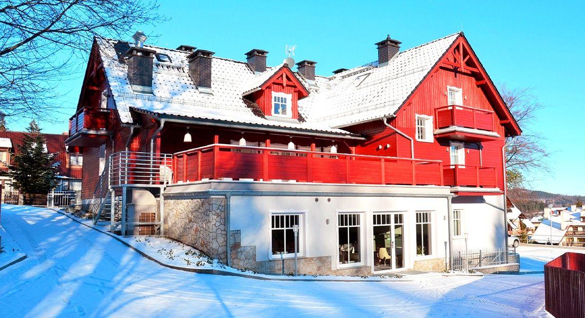 Archiwum: Hotel Willa Odkrywców ***, Szklarska Poręba