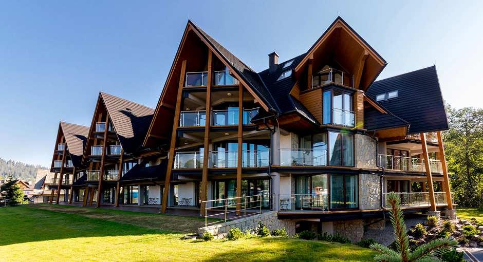Tatrzańska Ostoja - Luksusowe apartamenty w Tatrach