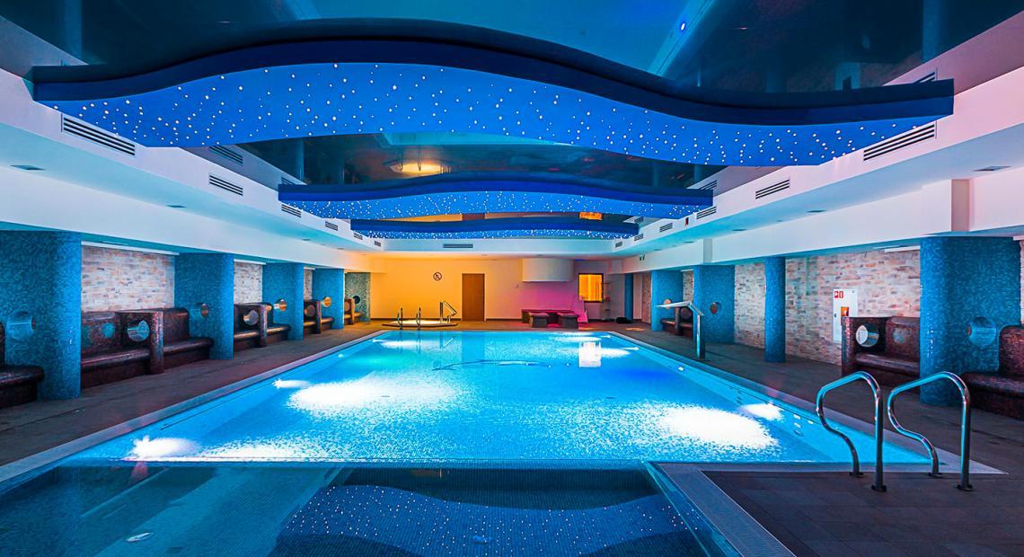 Hotel Delfin Medical SPA & Wellness ****, Dąbki