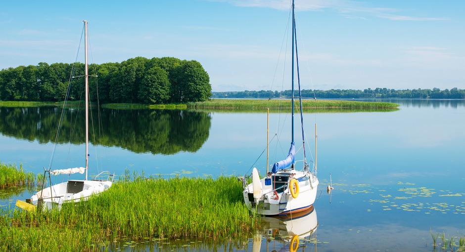 Vertigo Narie - Relaks nad mazurskim jeziorem