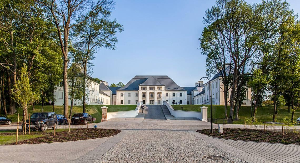 Zamek Janów Podlaski ****, Janów Podlaski