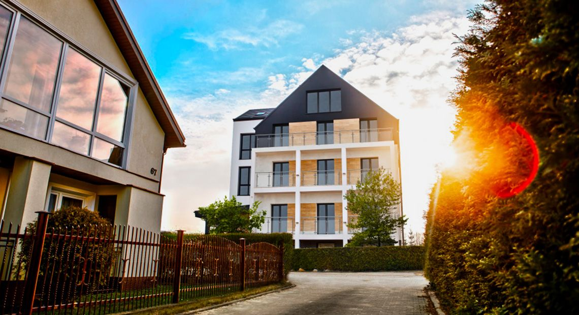 Apartamenty Plater 74 , DARŁOWO