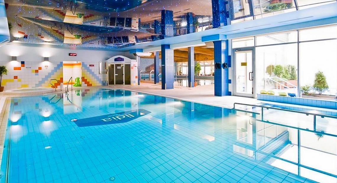 Hotel Lidia Spa & Wellness ****, Darłowo