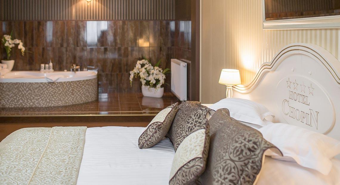Hotel Chopin Business & SPA ****, Sochaczew