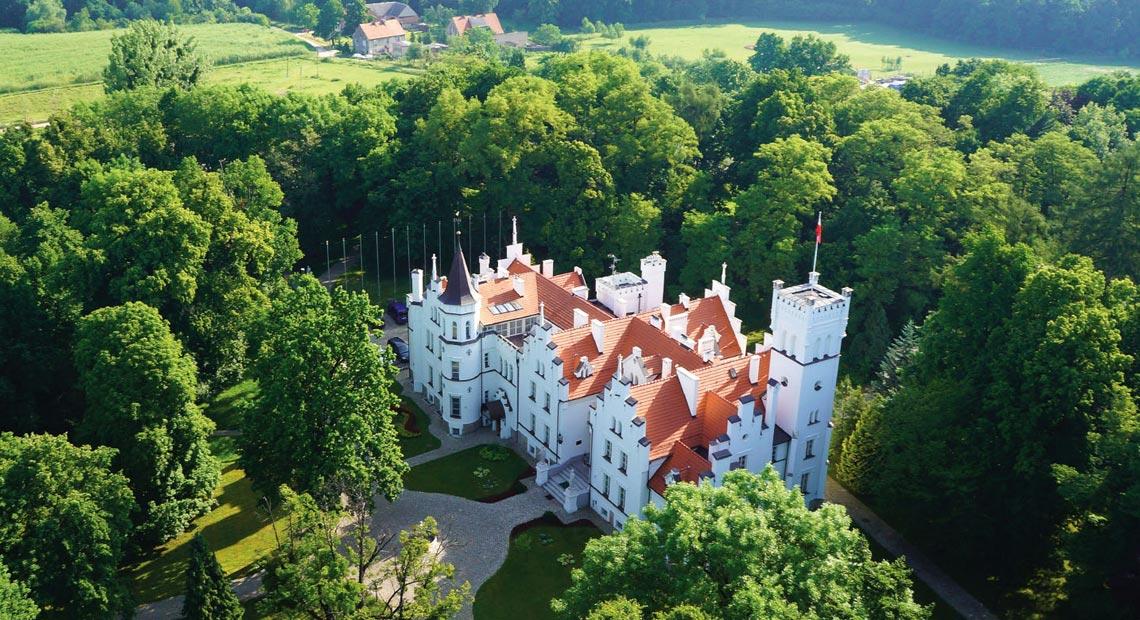 Pałac***** i Hotel*** Sulisław , Grodków