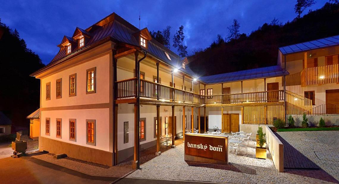 Penzion Banský Dom *** , Banska Stiavnica