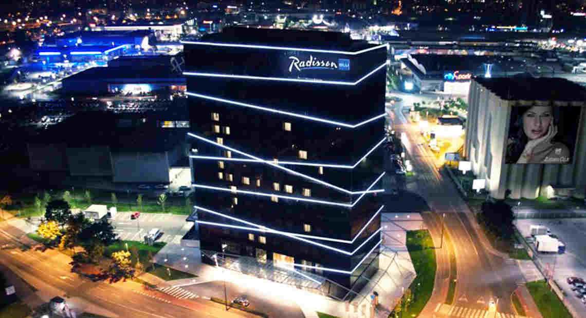 Radisson Blu Plaza Hotel Ljubljana , Ljubljana