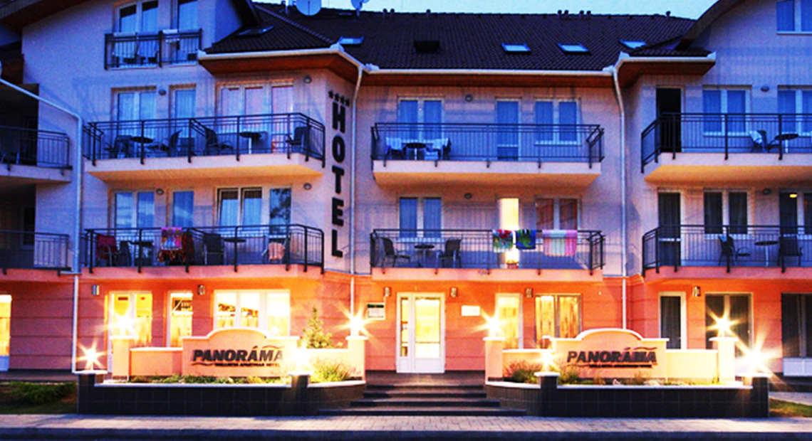 .Panoráma Wellness Apartman Hotel**** , Hajduszoboszlo