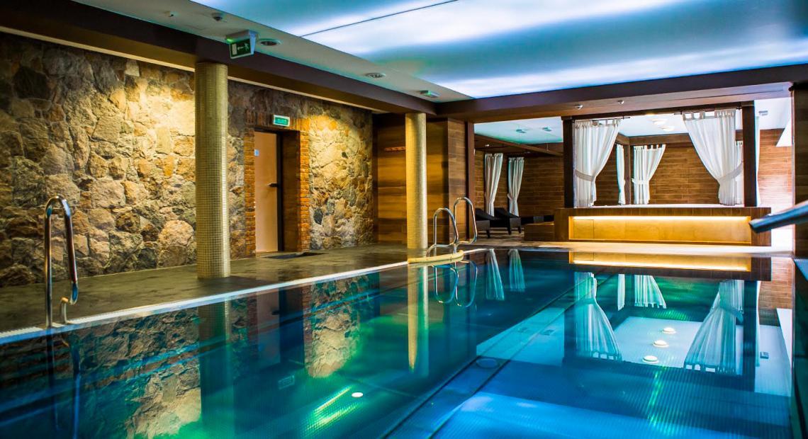 Hotel Aubrecht Country SPA Resort ****, Przechlewo