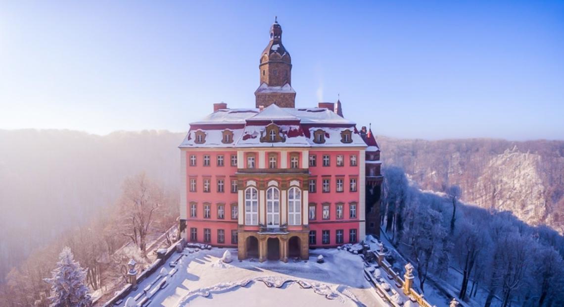 Hotel Zamkowy *** Zamek Książ , Wałbrzych