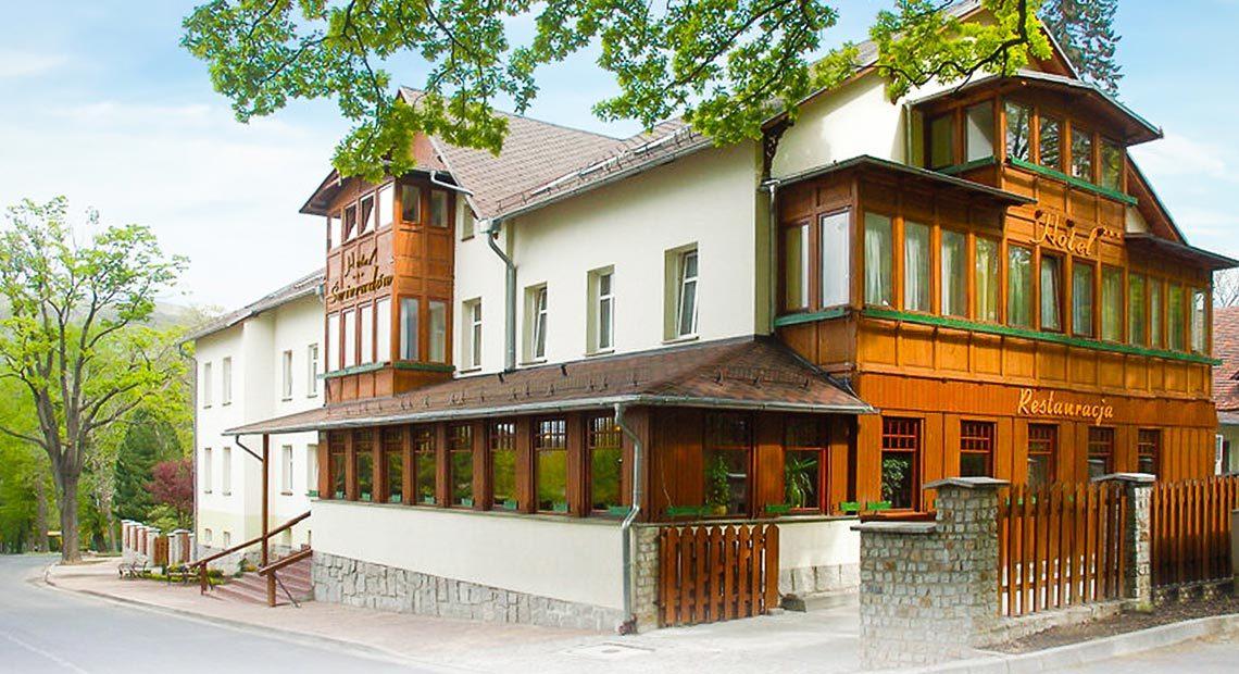 Archiwum Hotel Świeradów ***, Świeradów-Zdrój