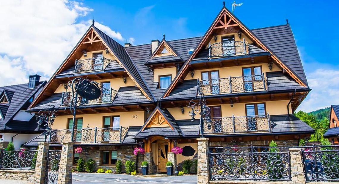 Villa Magnat , Białka Tatrzańska