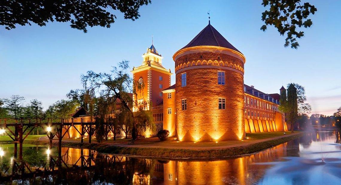 Hotel Krasicki History & Spa ****, Lidzbark Warmiński