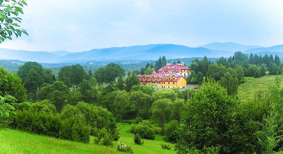 Centrum Wypoczynkowo-Konferencyjne Bogdanka , Wetlina