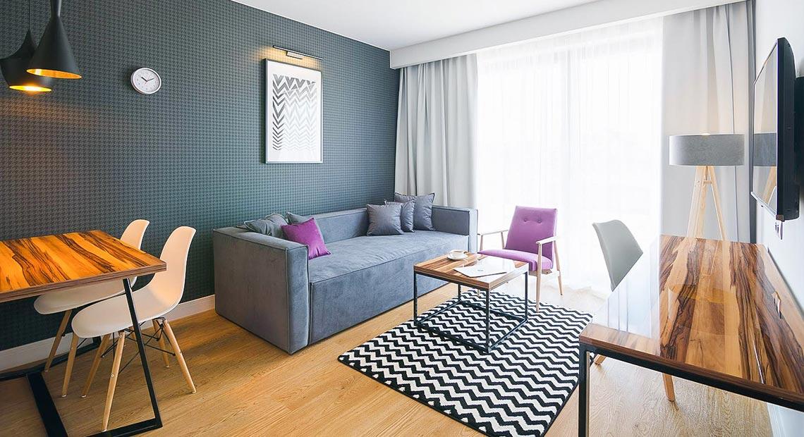 Baltin Hotel & Spa ****, Mielno