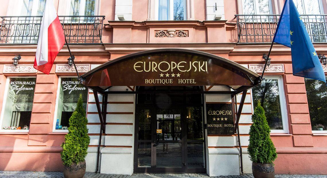 Europejski Boutique Hotel ****, Radom