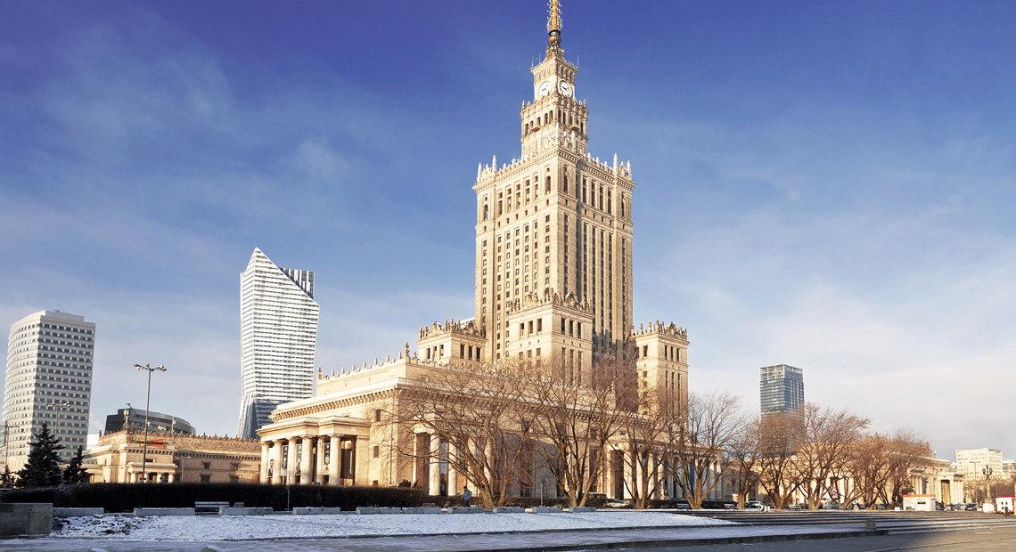 Platinum Residence Qbik - Warszawa  Mazowsze