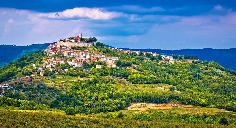 Istarske Toplice Mirna*** - Relaks w sercu zielonej Istrii