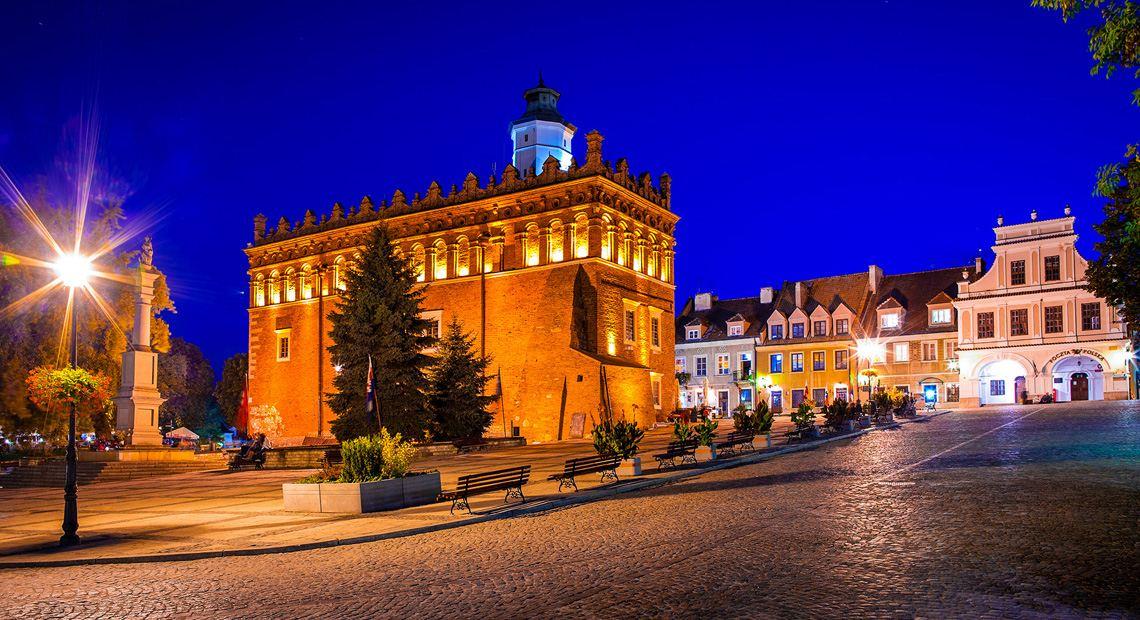 Hotel Pod Ciżemką ***, Sandomierz