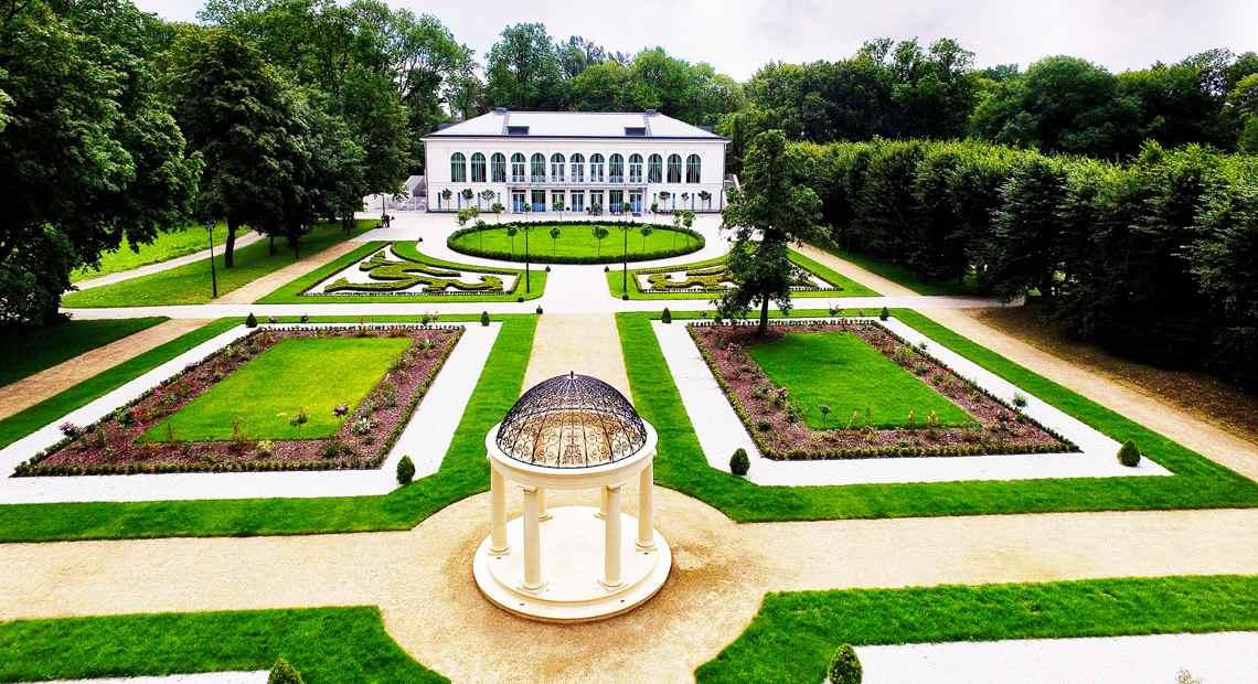 Pałac Mała Wieś , Belsk Duży