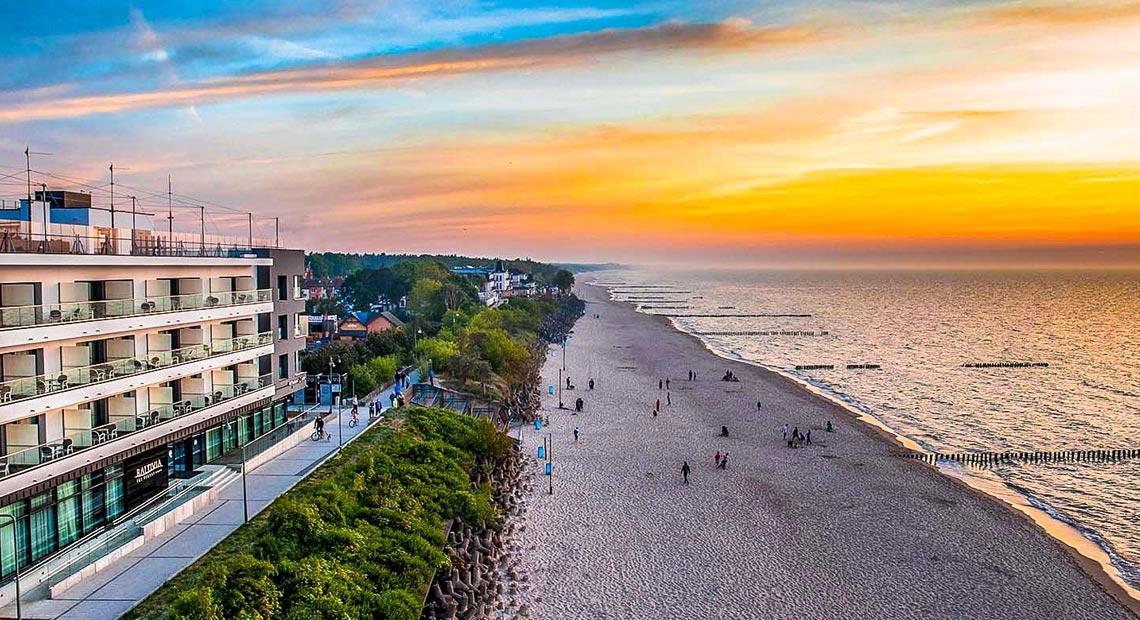BALTIVIA Sea Resort ****, Mielno
