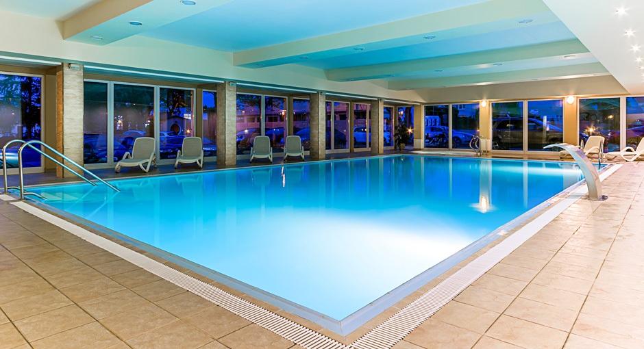 Król Plaza Spa & Wellness **** - Wypoczynek z atrakcjami 5 minut od morza