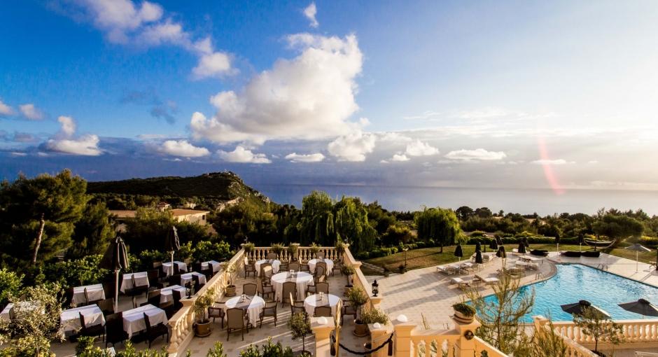 Mabely Grand Hotel **** - Luksusowe wakacje w greckim raju