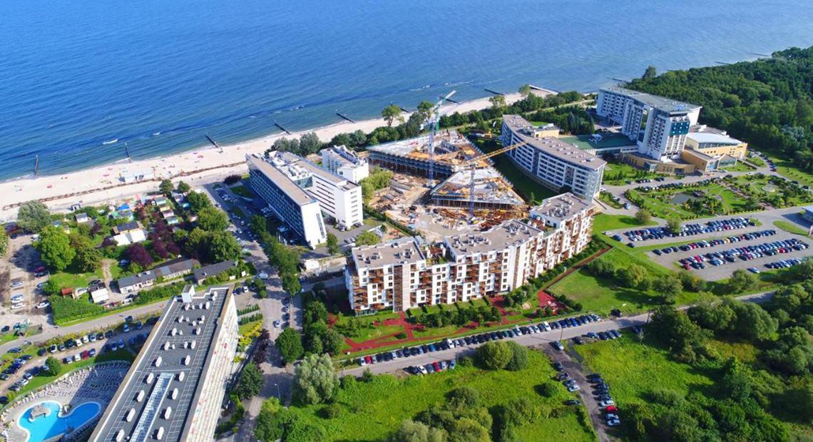 VacationClub – Apartamenty Olympic Park , Kołobrzeg