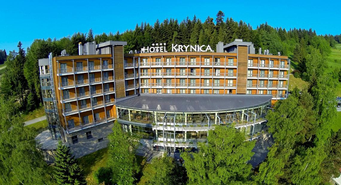 Hotel Krynica Conference & Spa ****, Krynica-Zdrój