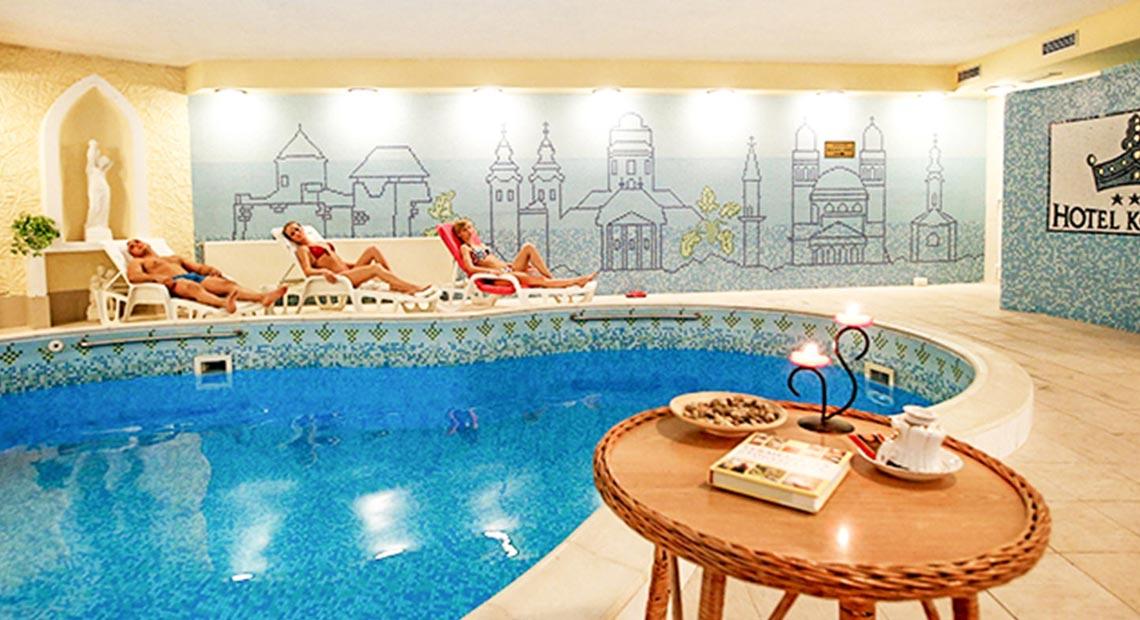Hotel Korona ****, Eger