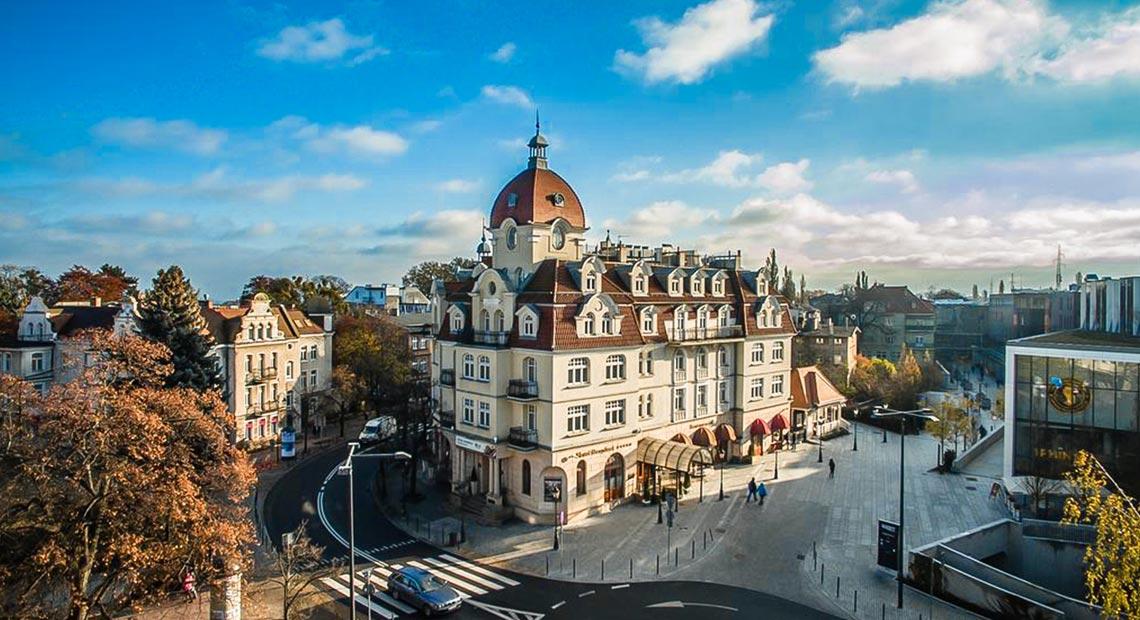 Hotel Rezydent *****, Sopot