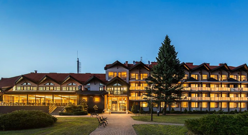 Hotel Mazurski Raj, Marina & SPA *** - Rajski wypoczynek na Mazurach