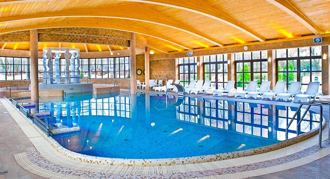 Manor House SPA *****, Chlewiska
