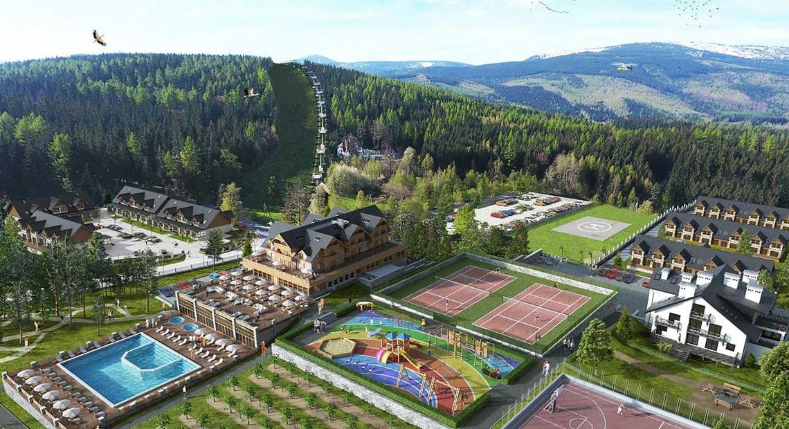 Archiwum: Seidorf Mountain Resort , Sosnówka
