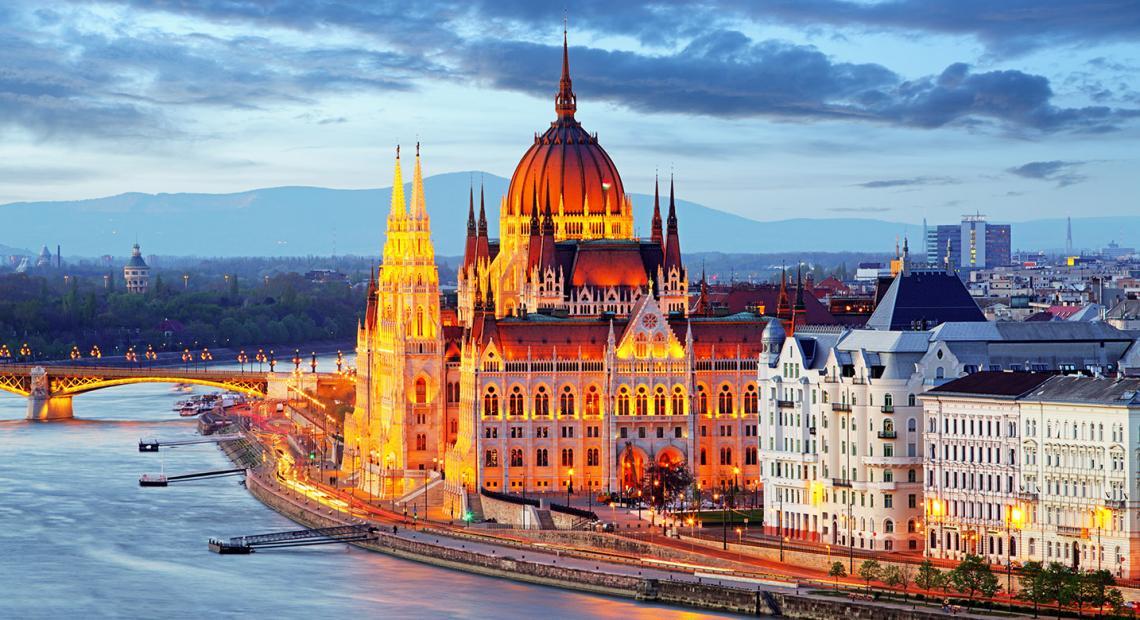 Archiwum: Atlas City Hotel ***, Budapest