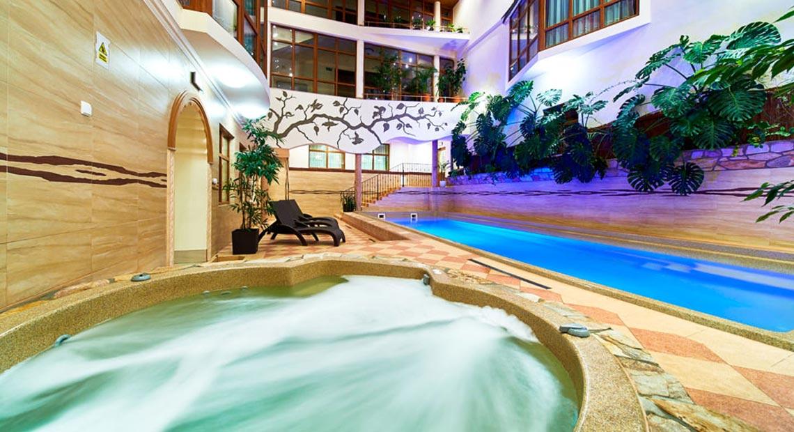 Kinga Hotel Wellness ****, Czorsztyn