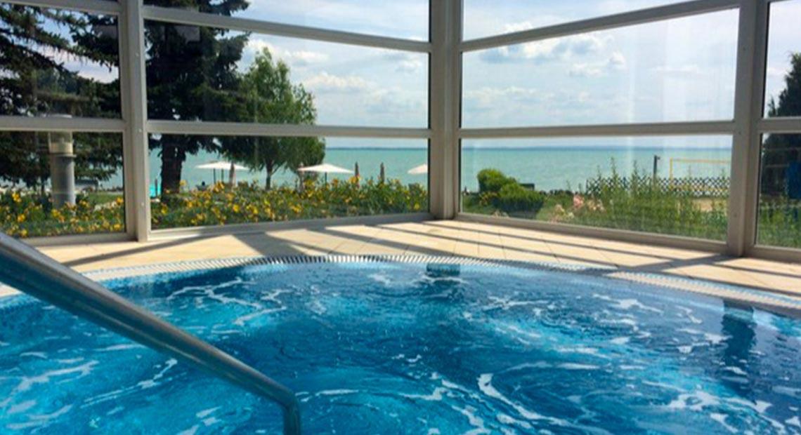 Hotel Marina-Port **** , Balatonkenese