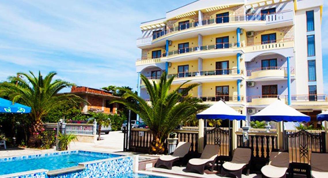 Hotel Montefila ****, Ulcinj