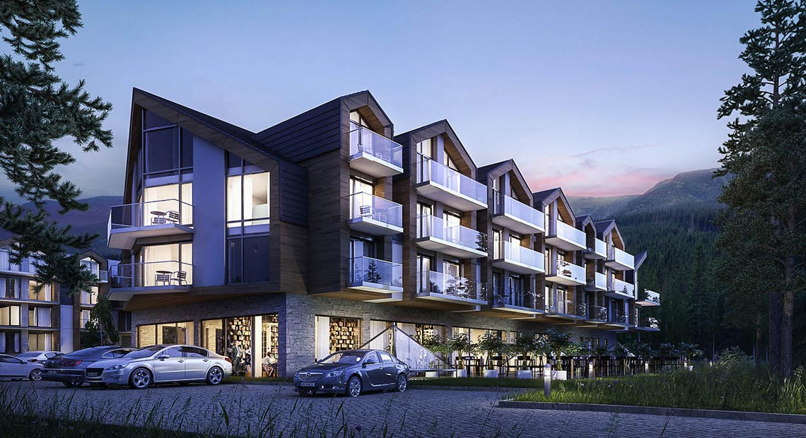 Green Mountain Hotel ***** & Apartments , Karpacz