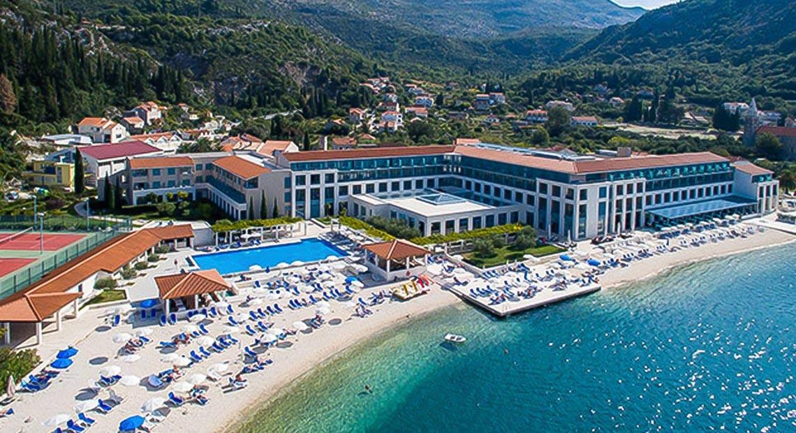 Admiral Grand Hotel *****, Slano