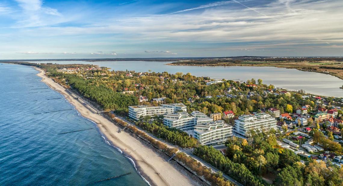 City Apartments Dune Mielno Resort B , Mielno