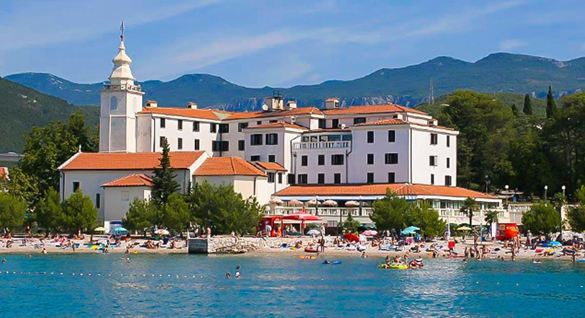 Hotel Kaštel ***, Crikvenica