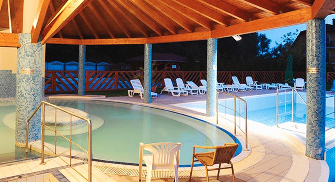 Thermál Park Hotel ****, Eger