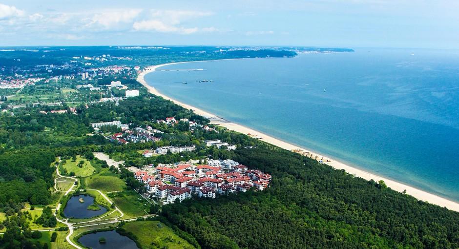 Golden Tulip Gdańsk Residence **** - Relaks przy gdańskiej plaży