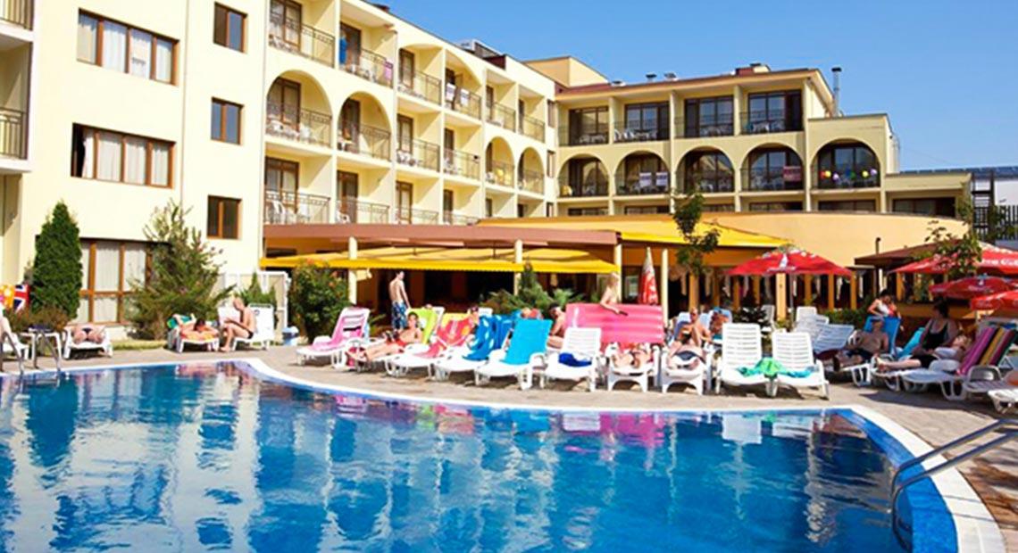 Yavor Palace Hotel ****, Sunny Beach
